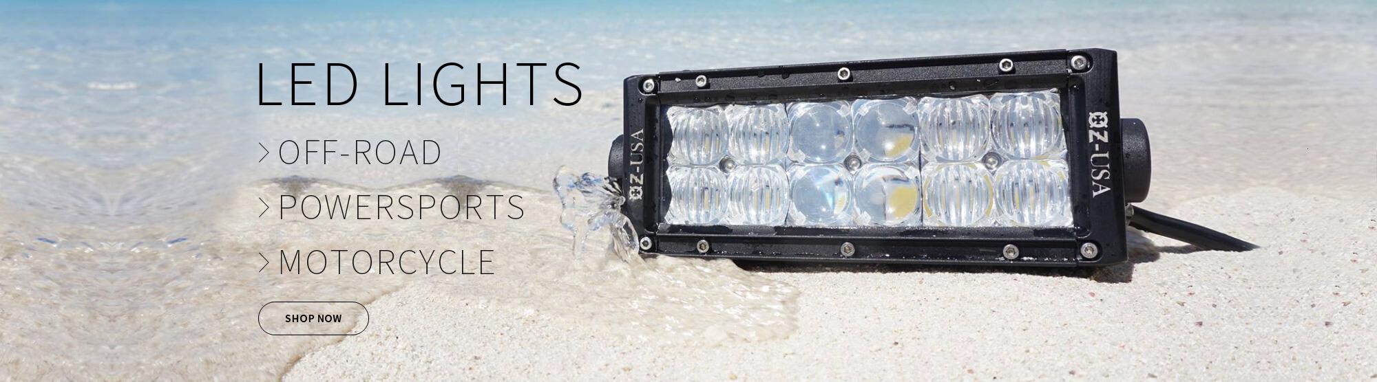 Oz Led Light Bar Wiring Harness Dust Runners Lighting 1 2 3