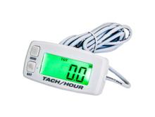 Multi Function OZ-USA® Hour Meter tachometer battery rpm atv