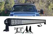 "E-US Series 52"" Ultra Spot 300w OZ-USA® LED Light Bar off road fog driving 4x4 hyper beam JK JKU Truck SUV ATV"