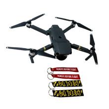 4 key chain Remove Before Flight Pull To Eject for drone case bag dji mavic karma phantom pro