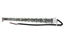 "White M-Series 20"" Ultra Slim High Output Osram LED Mini Light Bar Single Row Spot Flood Combo Beam Off Road Truck Trailer ATV Marine Boat Yacht RV Trawler Fishing Vessel 12 - 30 Volts"