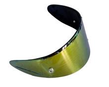 Gold X-14 CWR-F CWR-1 Pinlock X-Spirit 3 RF-1200 RF-SR RF1200 Aftermarket Shoei Helmet Shield Visor Motorcycle