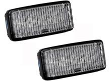 OZ-USA John Deere 12w LED (PAIR) cab head light RE306510 7400 7700 7800 8200 8300 8400