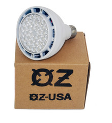 OSRAM LED PAR30 Lamp 45w LED High Output Bulb Bay Swimming Pool Spa Garage 110v 300w Low 500w