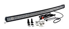 "4D Curved 312w 54"" OZ-USA® Light bar LED spot flood combo off road 4x4 4wd race truck baja tested"