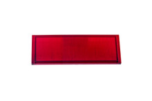 HO Red Flood Lens OZ-USA® For HO Series Double Row LED Lightbars.
