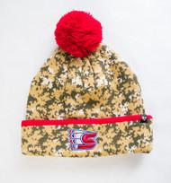47' OHT Storm Cuff Knit    (Camo)