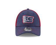 New Era Surge Stitcher Cap (Blue/Red)