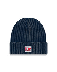 New Era Women's  Rustic Chic Knit Beanie  (Blue)