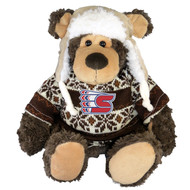 BIG Cozie Alpine Bear Plush