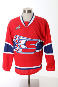 Adult CCM Replica Jersey -Red