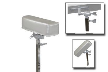 LET-488-ARM-GRY InkBed Armrest Expansion Kit for IB-488 ONLY (Repackaged)