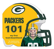 Green Bay Packers 101: My First Team board-book
