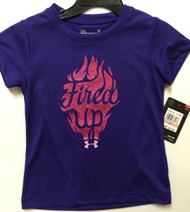 Under Armour® Girls Fired Up T-Shirt