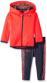Under Armour® Girls' Active Hoodie and Legging Set
