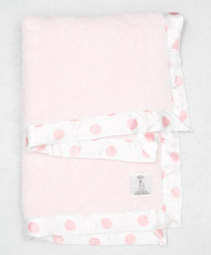 Chenille New Dot Baby Blanket