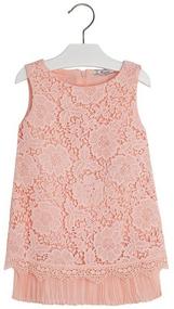 Mayoral Chic Apricot Dress