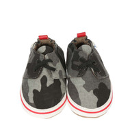 Cool & Casual Camo Soft Sole Shoe