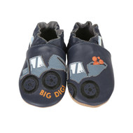 Big Dig Baby Soft Sole Baby Shoe