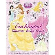 Sticker Book  Enchanted