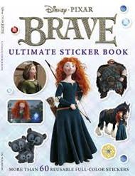 Sticker Book Brave