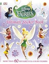 Sticker Book Disney Fairies