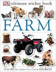 Sticker Book Farm