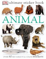 Sticker Book Animal