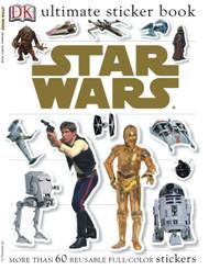 Sticker Book Star Wars