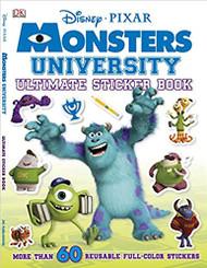 Sticker Book Monster University