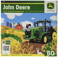 Hay Harvest John Deere Puzzle- 60 piece
