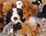 Playtime Puppies Jigsaw Puzzle - 400 piece