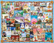 Animal Quackers Jigsaw Puzzle - 1000 piece