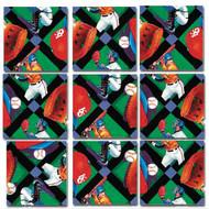 Baseball Scramble Squares