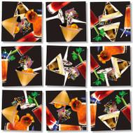 Cocktails Scramble Squares