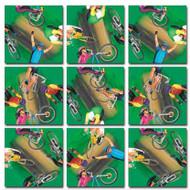 Cycling Scramble Squares