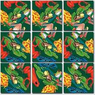 Frogs  Scramble Squares