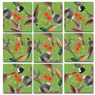 Hummingbirds  Scramble Squares
