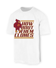 Houston T-Shirt - Iowa, Iowa State