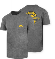 Sherman Pocket T-Shirt - Iowa, Iowa State