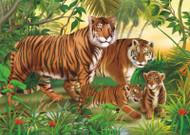 Tigers Jigsaw Puzzle - 240 piece