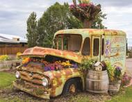 Flower Truck Jigsaw Puzzle - 500 piece