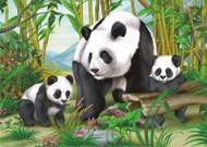 Panda Jigsaw Puzzle - 35 piece