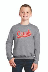 Cedar Valley Crush - Youth 50/50 Crewneck Sweatshirt