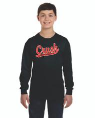 Cedar Valley Crush - Youth Long Sleeve T-shirt