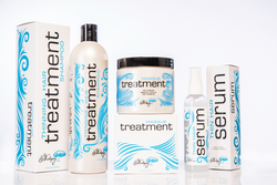 Hair Treatment Set (Shampoo,Masque,Serum)