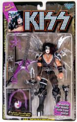 KISS McFarlane Figure - Paul Stanley, Record in the Sleeve.