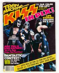 KISS Magazine - KISS In Pix! 1978