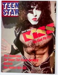 KISS Magazine - Teen Star 1978, issue #2 (Paul).