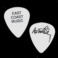 KISS Guitar Pick - Ace East Coast Music, 1992